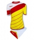 ΕΜΦΑΝΙΣΗ ΒΟΛΛΕΫ ZEUS SET LYBRA UOMO YELLOW/RED