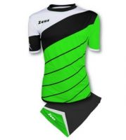 ΕΜΦΑΝΙΣΗ ΒΟΛΛΕΫ ZEUS SET LYBRA UOMO GREEN/BLACK