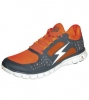ΠΑΠΟΥΤΣΙΑ TRAINNING ZEUS HERMES GREY/ORANGE FLUO