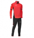 ΦΟΡΜΑ ΠΡΟΠΟΝΗΣΗΣ ZEUS TUTA TRAINING DEMETRA SOLAR RED/ DARK GREY
