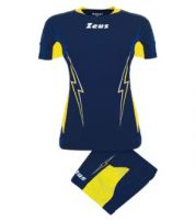 ΕΜΦΑΝΙΣΗ ΒΟΛΛΕΫ ZEUS SET DONNA TUONO NAVY/YELLOW