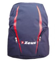 ΣΑΚΙΔΙΟ ZEUS ZAINO MADRID Blue/Red 32x19x48cm