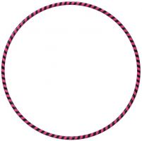 ΣΤΕΦΑΝΙ hoopmania DANCE 105cm 425g Pink/Black 10542510